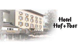Hotel Hof + Post