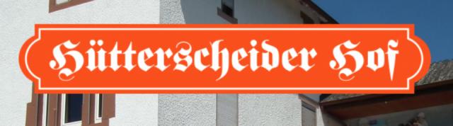 Motorherberg Hütterscheider hof