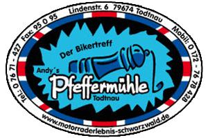 Andy's Pfeffermühle